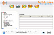 USB Digital Media Data Recovery Software screenshot